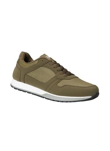 AC&Co / Altınyıldız Classics Casual Spor Sneaker Ayakkabı 4A2221100009 Haki